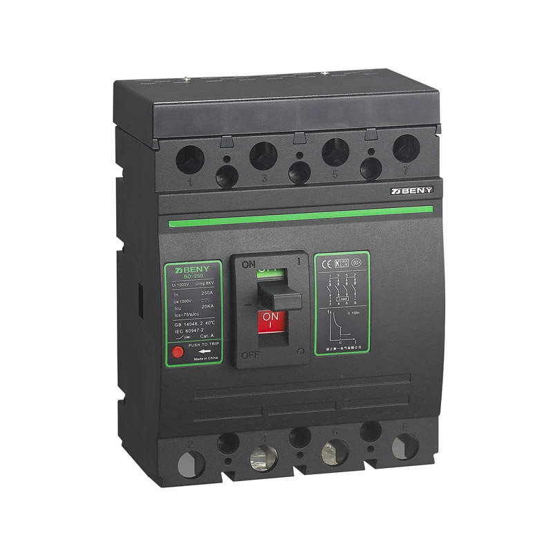 DC MCCB BD-250