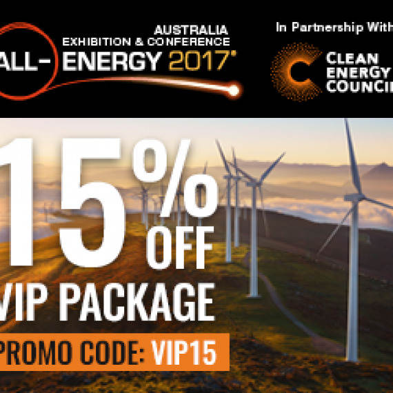 ALL ENERGY Melbourne 2017