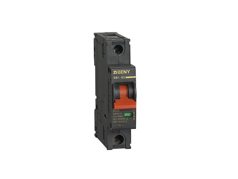 Mini Circuit Breaker up to 1200V