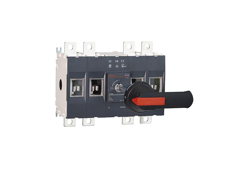 DC Disconnect Switch BH-400 1500V 400A