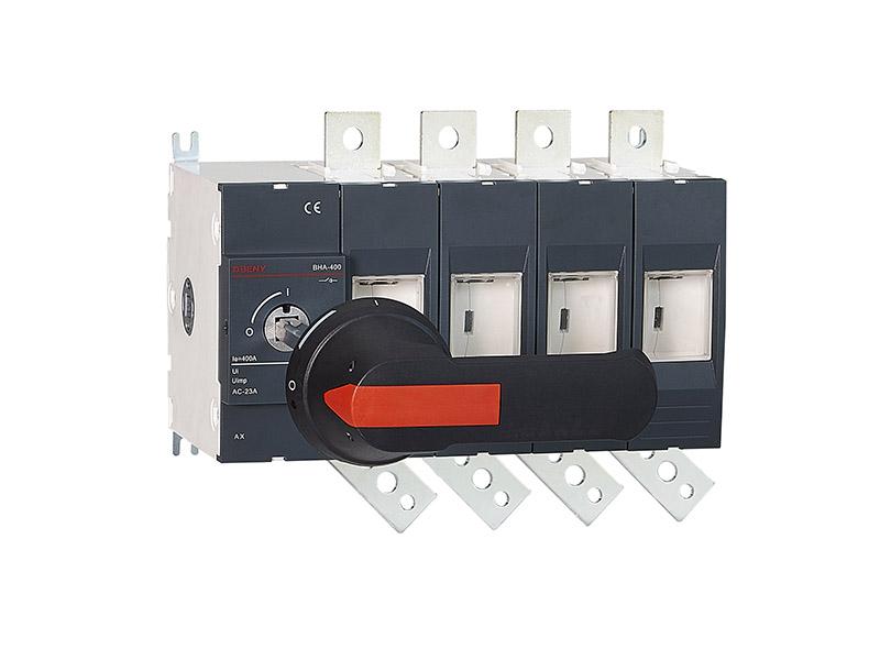 AC Isolator BHA-400 690V-1000V 400A