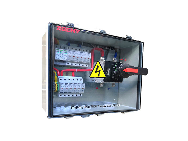 DC Combiner BHS-6-1 1000V