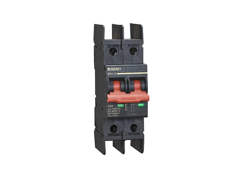 Mini Circuit Breaker up to 1500V