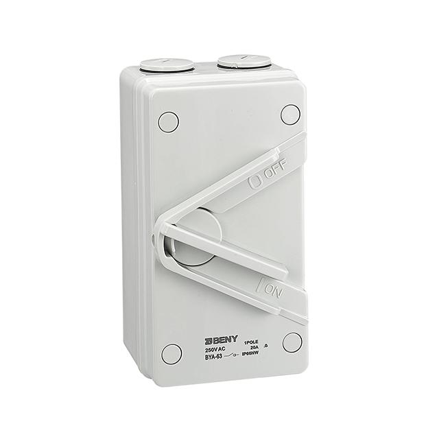 AC Isolator BYA-63 IP66 63A