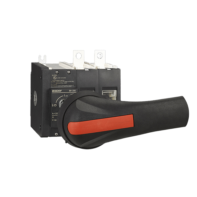 DC Disconnect Switch BH-250 up to 1500V 250A