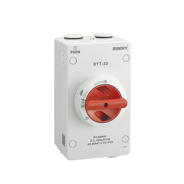 DC Isolator BYT-32 IP66 up to 1200V