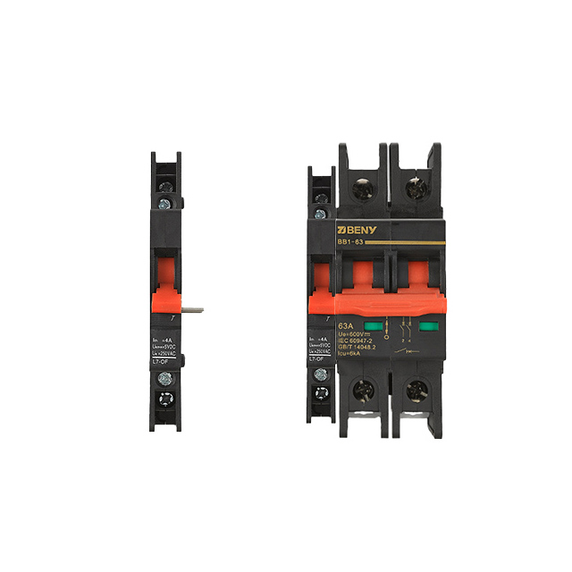 Mini Circuit Breaker up to 1200V BB1-63 UL