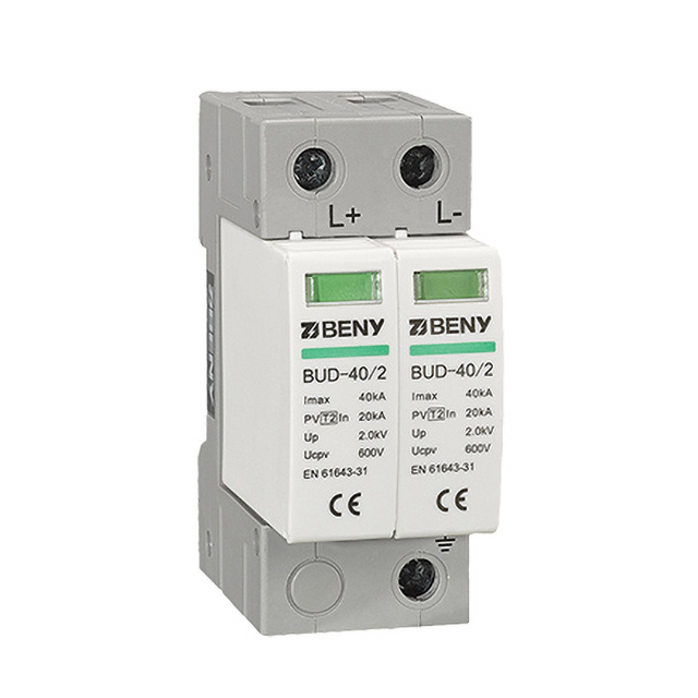 DC SPD Type2 up to 600V - BUD40-2