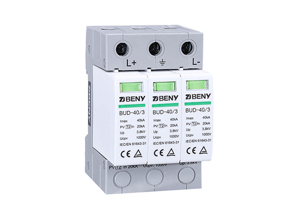 DC SPD Type2 up to 1000V BUD40-3