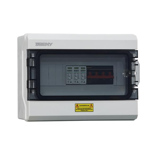 600V 1000V DC combiner box BHS-3-1