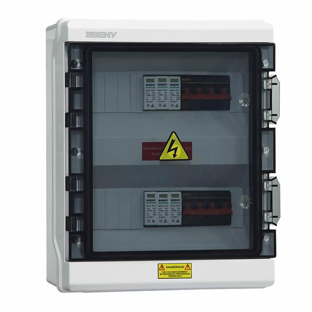 600V 1000V DC combiner box BHS-4-2